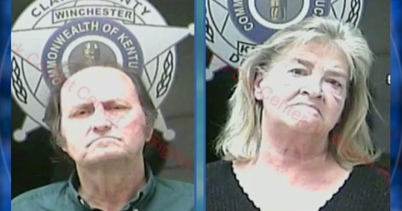 Couple accused of murdering adult son with Down syndrome
