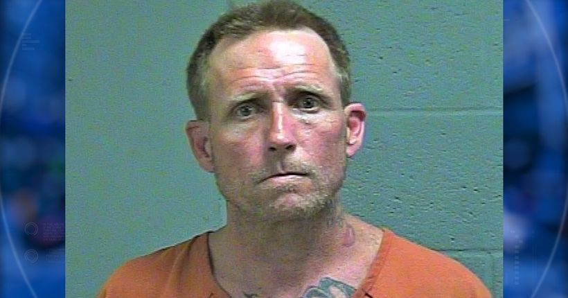 Convicted rapist arrested again in Oklahoma City for allegedly raping 13-year-old in tunnel