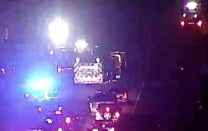 Man accused of using hatchet in carjacking on I-495