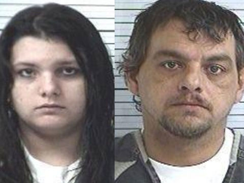 Florida father, daughter charged with incest