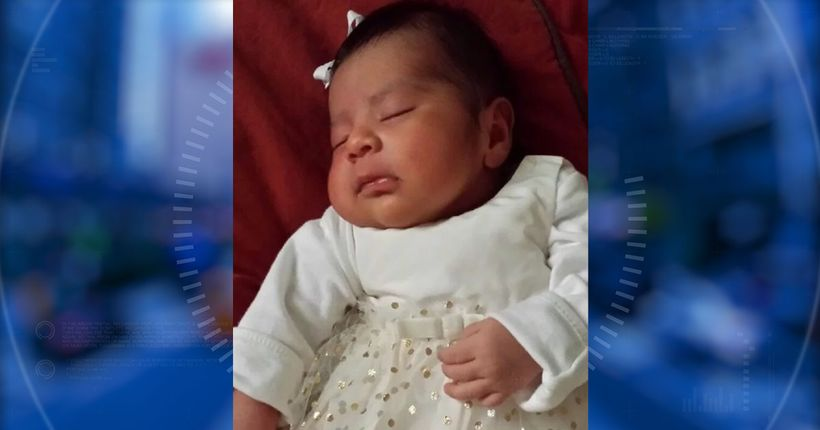 Man sentenced to life in murder of 3-week-old found dead in dumpster after she was kidnapped