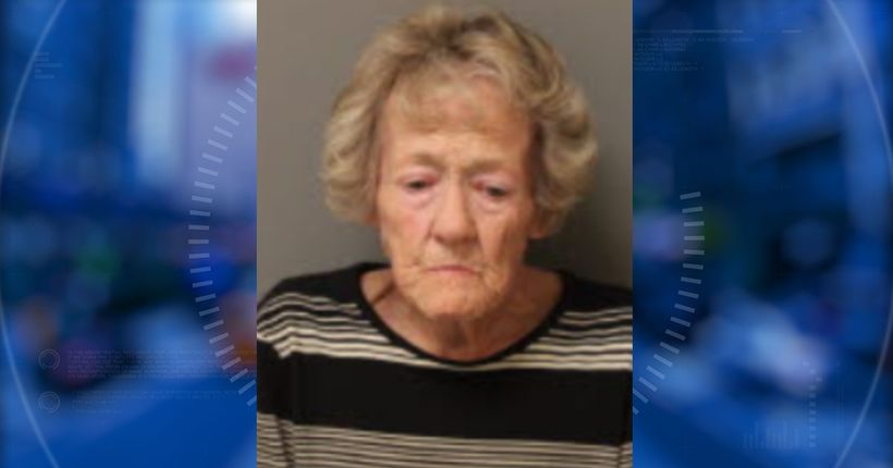 Grandmother arrested for smuggling drugs in Doritos bag to jailed grandson