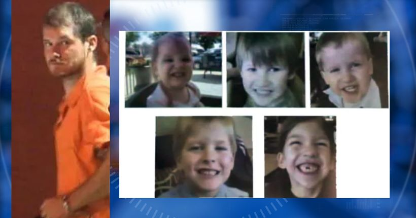 Trial set for the man accused of brutally murdering his 5 children