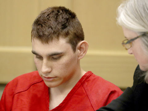Grand jury charges Nikolas Cruz with 17 counts of murder