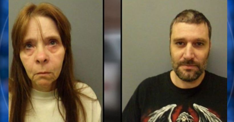 Couple charged with sexually abusing children