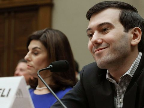 'Pharma Bro' Martin Shkreli sentenced to prison for securities fraud