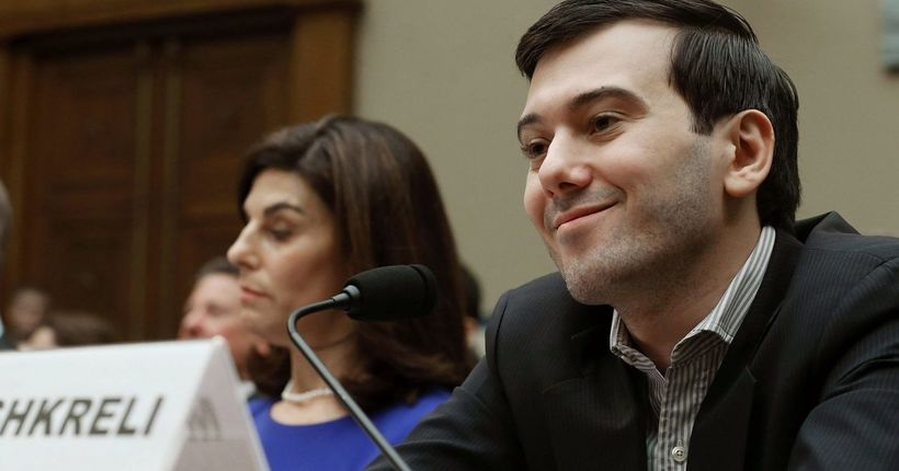 'Pharma Bro' Martin Shkreli arrives at low-security federal prison