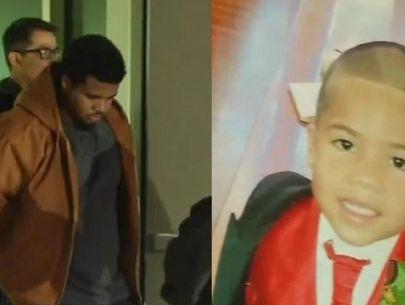 Dad sentenced to 40 years in starvation death of son
