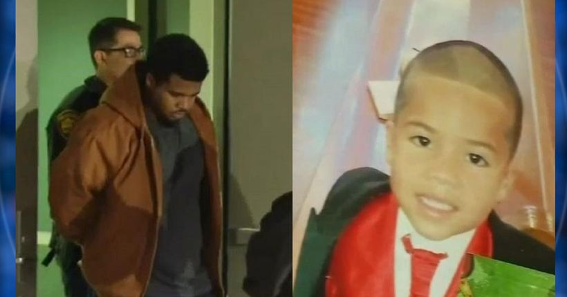 Father sentenced to 40 years in starvation death of 5-year-old son