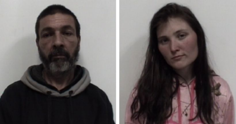 Parents charged after 14-month-old tests positive for meth