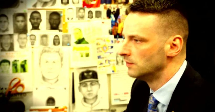 NYPD sketch artist detective empowers victims, makes human connections