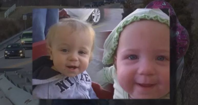 Driver admits to using cell phone before crash that killed twin toddlers, grandfather