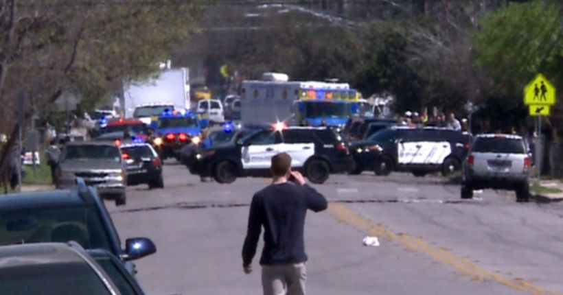 Tripwire possibly used in 4th Austin bombing, police say