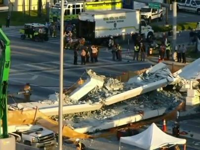 Lawyer announces first lawsuit in fatal bridge collapse