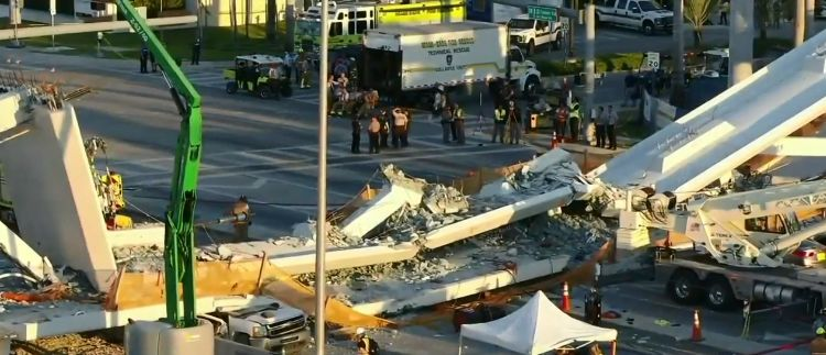 Orlando-based lawyer announces first lawsuit in fatal bridge collapse