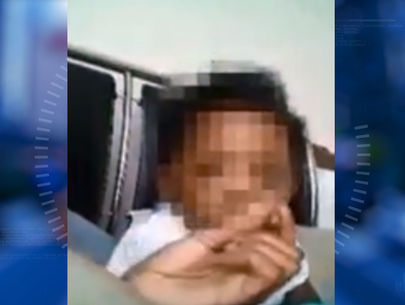 Police arrest mom after Facebook video shows baby smoking
