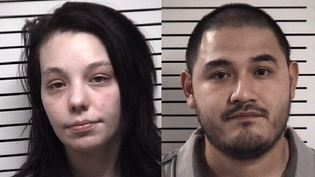 North Carolina parents charged after 3-year-old found wandering nude