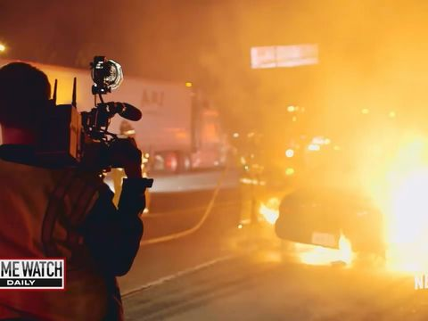 Behind the scenes of gritty 'Shot in the Dark' with rival…