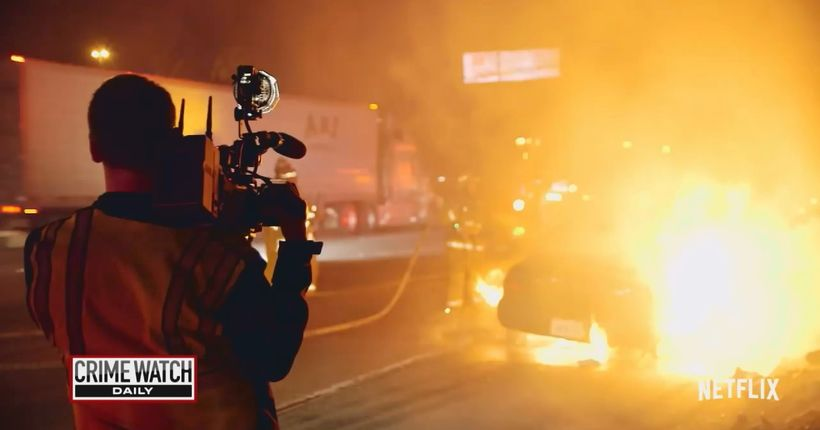 Behind the scenes of gritty 'Shot in the Dark' with rival news photogs