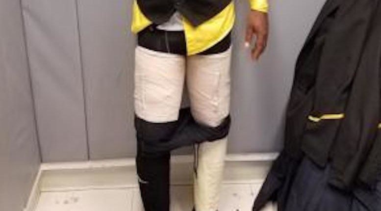 Airline crew member busted at JFK caught with 9 lbs. of cocaine hidden under his pants