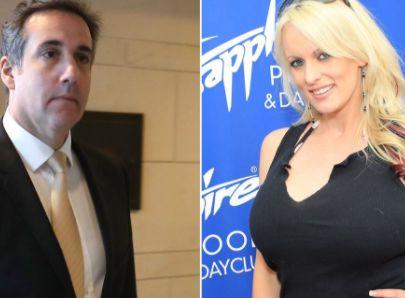 Stormy Daniels sues Trump lawyer for defamation