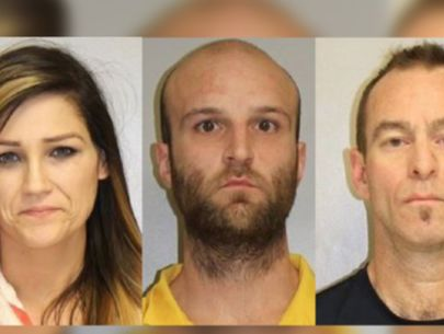 Three people charged in death of 3-year-old girl