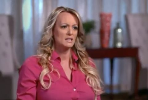 Stormy Daniels tells '60 Minutes' she was threatened over Trump affair