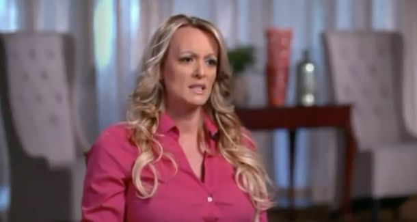 Stormy Daniels tells '60 Minutes' she was threatened by man when trying to sell story about alleged Trump affair