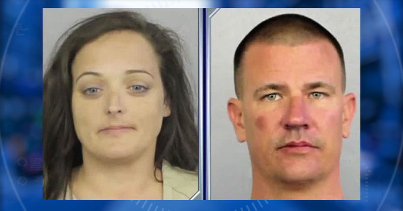 Couple charged with stealing teddy bears from Parkland shooting memorial