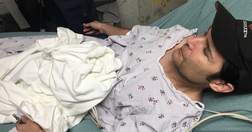 Individual made 'jabbing motion' toward Corey Feldman's stomach; actor not stabbed as he claims: LAPD