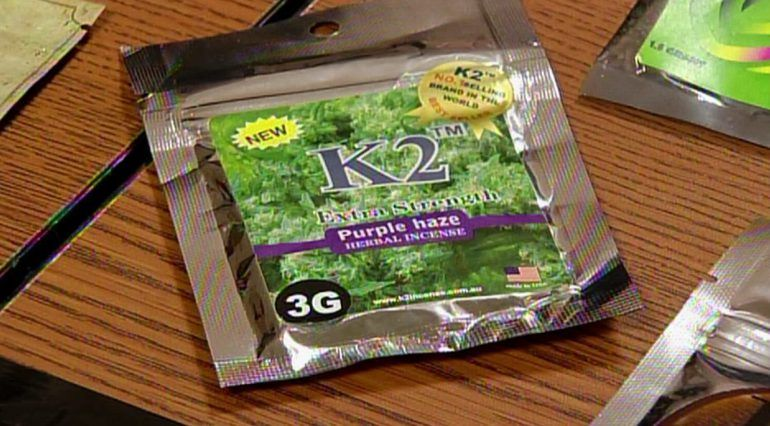 Death linked to fake marijuana in Illinois