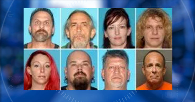 7 charged in death of radio host tied to drug ring by spouse