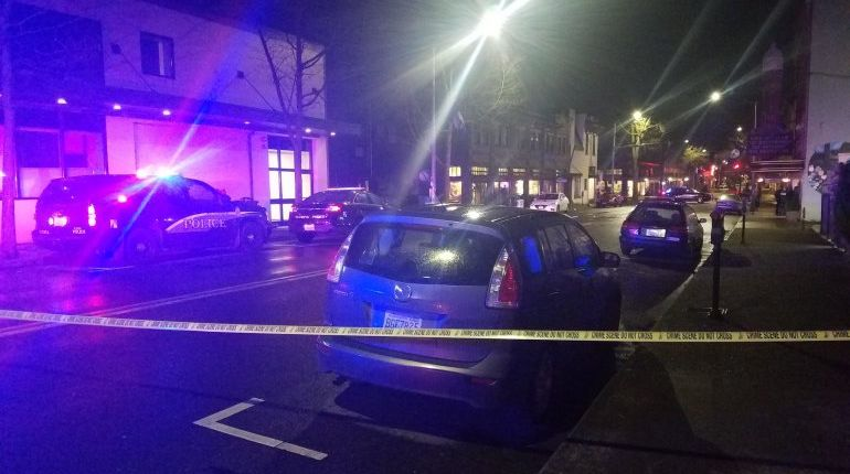 Olympia police investigating shooting that injured two; one man reportedly shot in head