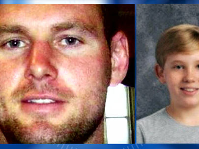 Missing teen Jacob Caldwell found a year after dad shot dead in front of him