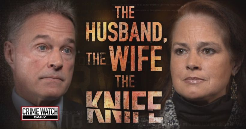 The husband, the wife and the knife: What really happened?