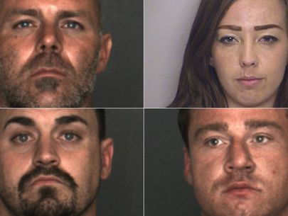 Arrests in connection with $100K theft