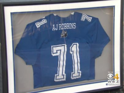 'It's disgusting': School removes memorial to drunk driving victim