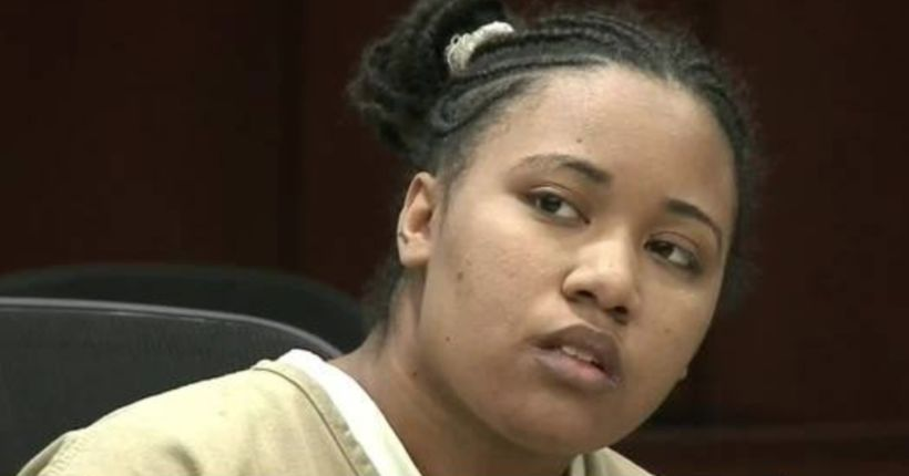 Teen gets life without parole for stabbing her disabled mom 120 times, killing her