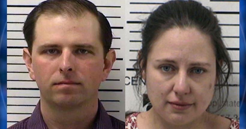 Ohio couple charged after infant's decomposed body found in barn