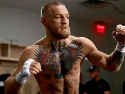 Conor McGregor charged after attack on bus carrying other fighters