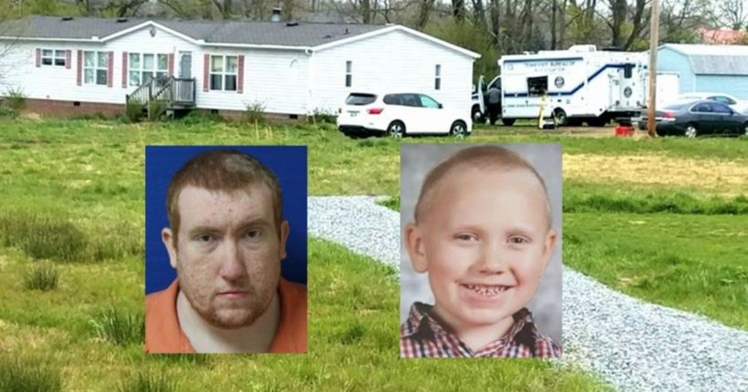Man accused of killing his 5-year-old son with autism made the 911 call