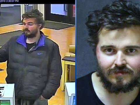 Connecticut man shows his love for Taylor Swift by robbing bank