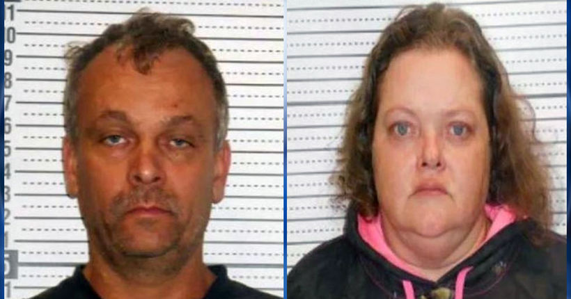 North Carolina couple charged in death of man beaten as baby