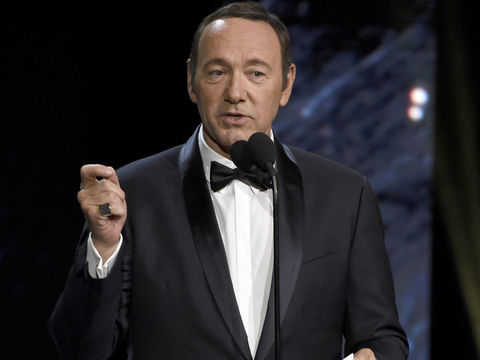 L.A. County D.A. reviewing sex crimes case against Kevin Spacey