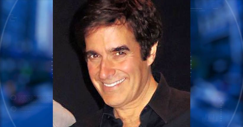 British audience member suing David Copperfield for fall during illusion