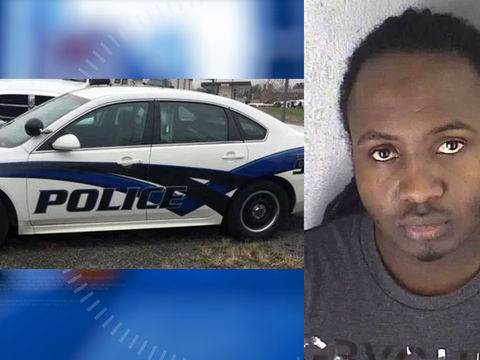 Man in 'fake police car' accused of following woman across 3 states