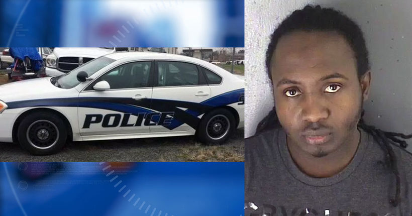Virginia man in 'fake police car' accused of following woman across 3 states
