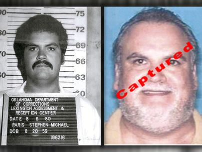 Man who escaped from Oklahoma prison 37 years ago captured