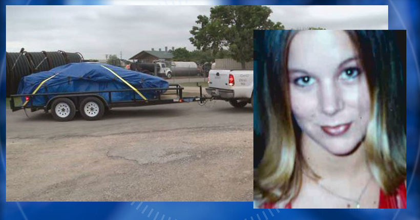 Impounded car may have evidence in Rachel Cooke case