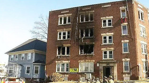 Officials: Child started Springfield apartment fire that killed 3 people